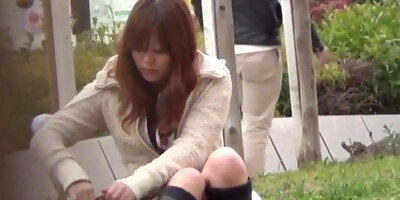 asian girl has time of her life with 12inches of man meat