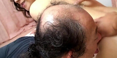 asian slut getting slammed as she gets that doggy style