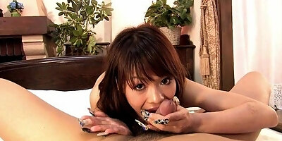 babe gets a toy shoved in her before fucking