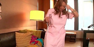 bigtitted japanese nurse fucked and creampied