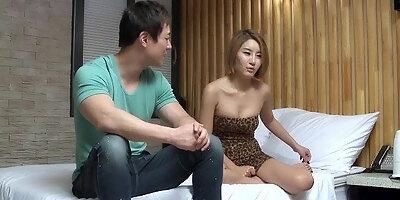 korean porn hot korean fondled no panties