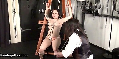kinky asian babe needs a giant boner to satisfy her