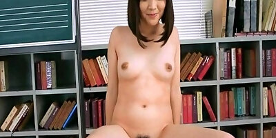 japanese footjob with boots