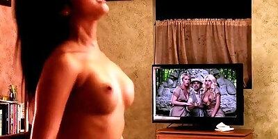 big black dick vs petite asian slut