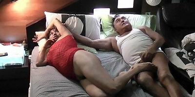 natural asian wife suck c