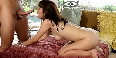 sexy blonde loving asian foot flavor