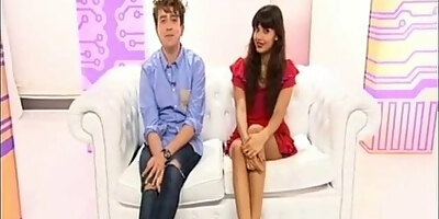 jameela jamil has the sexiest long legs