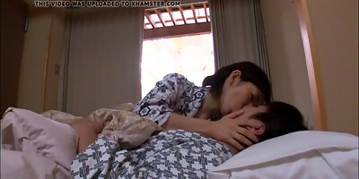 japanese mature lady is in for some hot 4