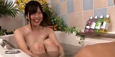 horny japanese chick haru sasaki in exotic doggy style fingering jav video