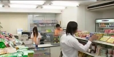 japanese girl fucked at work