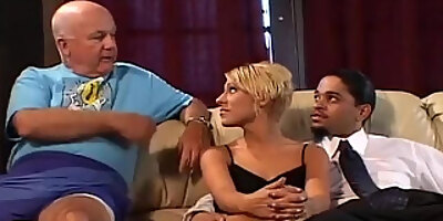 blonde wife fucked by a porn star