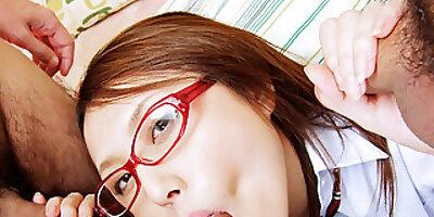 best japanese slut rino mizusawa in crazy jav uncensored cumshots video